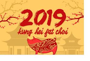 ADT célèbre cette année le nouvel an Chinois sous le signe du Cochon de Terre.